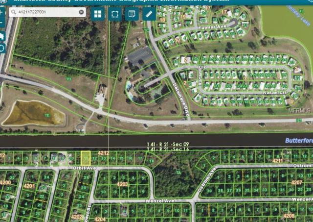 13986 Orbit Avenue, Port Charlotte, FL 33981 (MLS #D6100147) :: RE/MAX Realtec Group