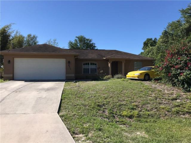 6017 San Salvador Road, North Port, FL 34291 (MLS #D6100164) :: G World Properties