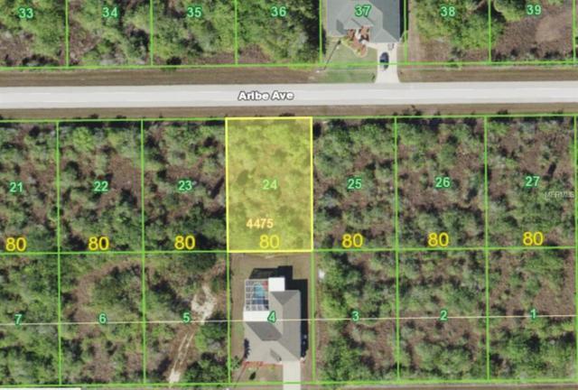 15497 Aribe Avenue, Port Charlotte, FL 33981 (MLS #D6100222) :: The Duncan Duo Team