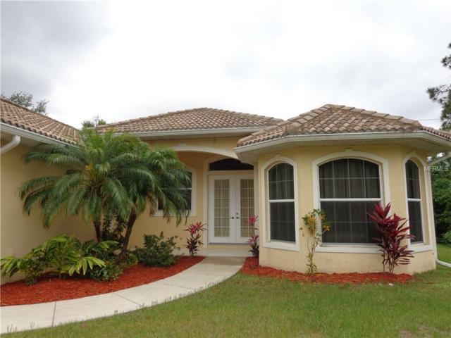 24409 Kingsway Circle, Punta Gorda, FL 33983 (MLS #D6100258) :: Medway Realty