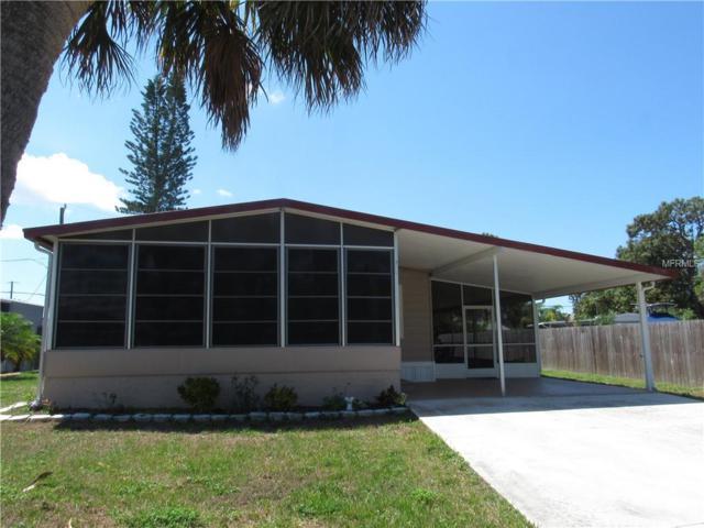 8237 Archie Street, Englewood, FL 34224 (MLS #D6100272) :: Burwell Real Estate