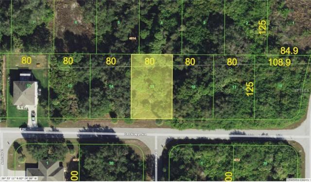 13164 Fort Braggs Avenue, Port Charlotte, FL 33981 (MLS #D6100283) :: The BRC Group, LLC