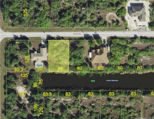 14383 Artesia Avenue, Port Charlotte, FL 33981 (MLS #D6100341) :: The Duncan Duo Team