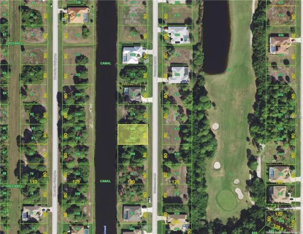255 Tournament Road, Rotonda West, FL 33947 (MLS #D6100365) :: Team Pepka