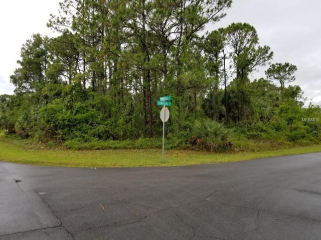 Timberhill Street, North Port, FL 34288 (MLS #D6100379) :: Team Pepka