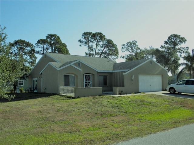 18102 Clanton Avenue, Port Charlotte, FL 33948 (MLS #D6100392) :: The Duncan Duo Team