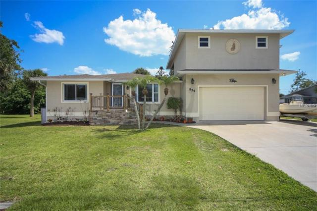 855 Stewart Street, Englewood, FL 34223 (MLS #D6100423) :: Medway Realty