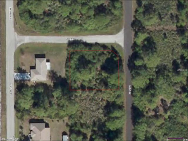 12021 Leda Avenue, Port Charlotte, FL 33981 (MLS #D6100491) :: The Price Group