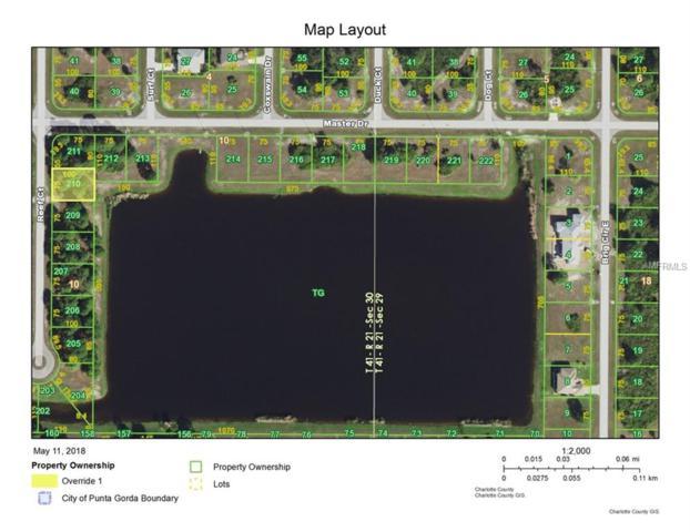 15 Reef Court, Placida, FL 33946 (MLS #D6100509) :: The Duncan Duo Team