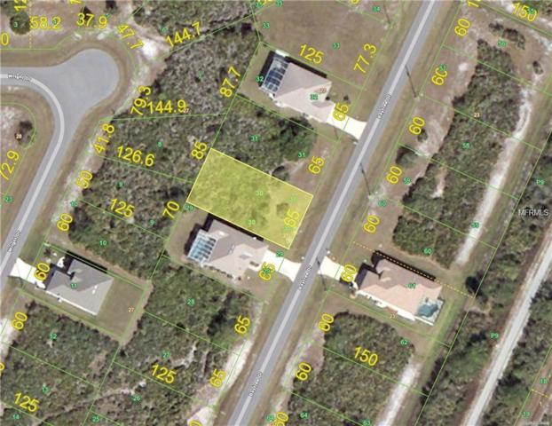387 Baytree Drive, Rotonda West, FL 33947 (MLS #D6100513) :: The Duncan Duo Team