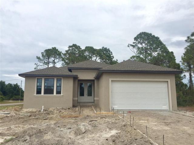 100 Britt Road, Rotonda West, FL 33947 (MLS #D6100521) :: The Duncan Duo Team