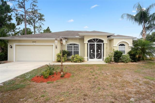 2337 Wurtsmith Lane, North Port, FL 34286 (MLS #D6100526) :: The Duncan Duo Team