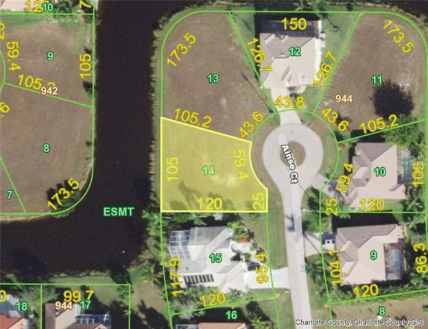 17519 Ainse (Lot 14) Court, Punta Gorda, FL 33955 (MLS #D6100537) :: Medway Realty