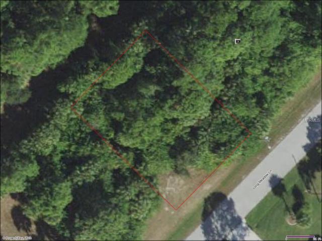69 Long Meadow Lane, Rotonda West, FL 33947 (MLS #D6100541) :: The Duncan Duo Team