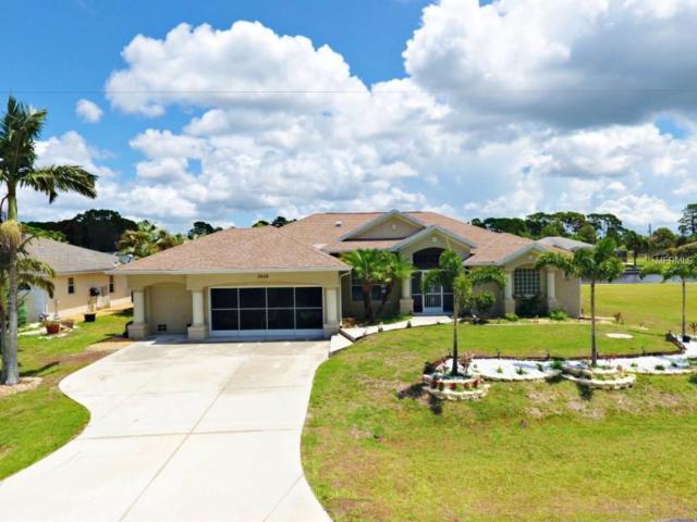3458 Blitman Street, Port Charlotte, FL 33981 (MLS #D6100558) :: The Price Group