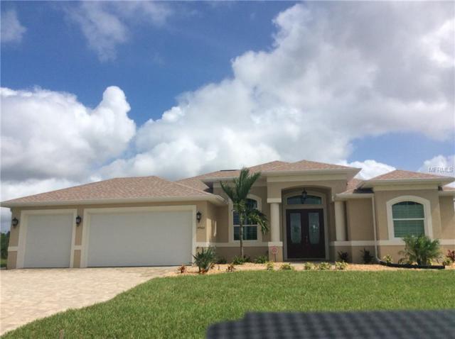 52 Tee View Road, Rotonda West, FL 33947 (MLS #D6100563) :: Team Pepka