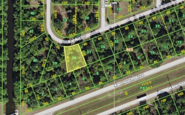 163 Baldur Drive, Port Charlotte, FL 33954 (MLS #D6100583) :: The Lockhart Team