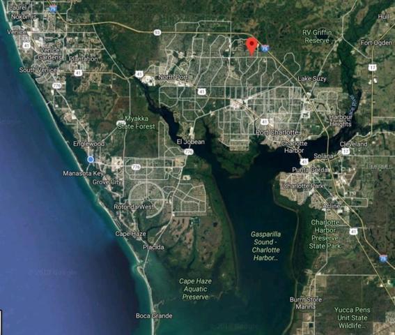 LOT 9 BLOCK 1613 Henning Street, North Port, FL 34288 (MLS #D6100586) :: The Lockhart Team