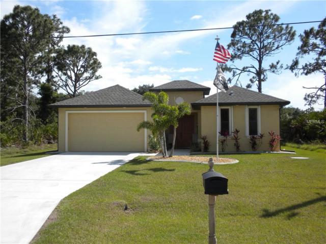 167 Jennifer Drive, Rotonda West, FL 33947 (MLS #D6100588) :: The Duncan Duo Team