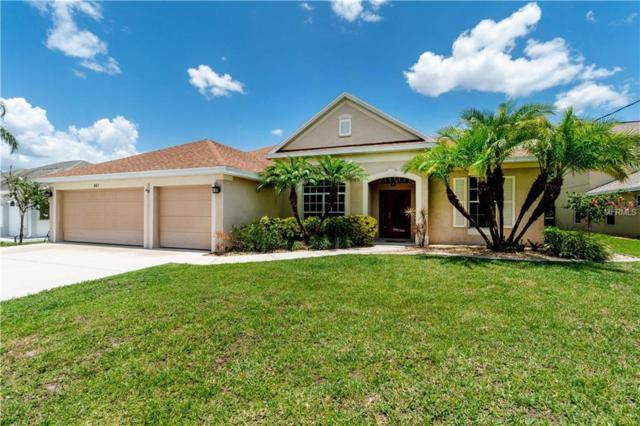 887 Rotonda Circle, Rotonda West, FL 33947 (MLS #D6100626) :: Griffin Group