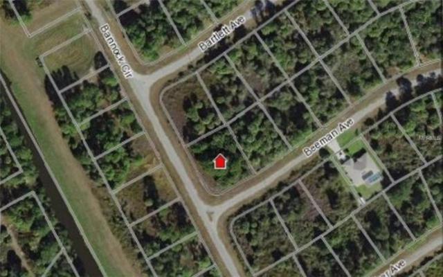 Beeman Avenue, North Port, FL 34288 (MLS #D6100635) :: The Duncan Duo Team