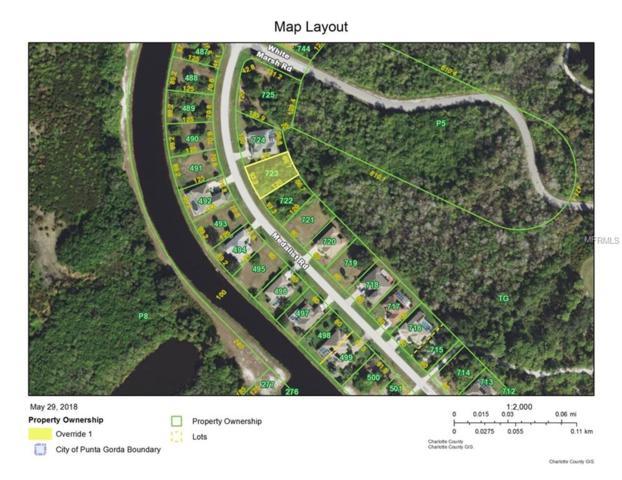 148 Medalist Road, Rotonda West, FL 33947 (MLS #D6100646) :: Griffin Group
