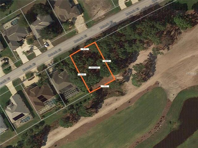 450 Rotonda Circle, Rotonda West, FL 33947 (MLS #D6100652) :: The BRC Group, LLC
