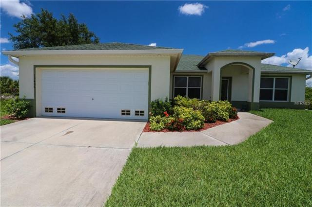13406 Commonwealth Avenue, Port Charlotte, FL 33981 (MLS #D6100660) :: The Duncan Duo Team