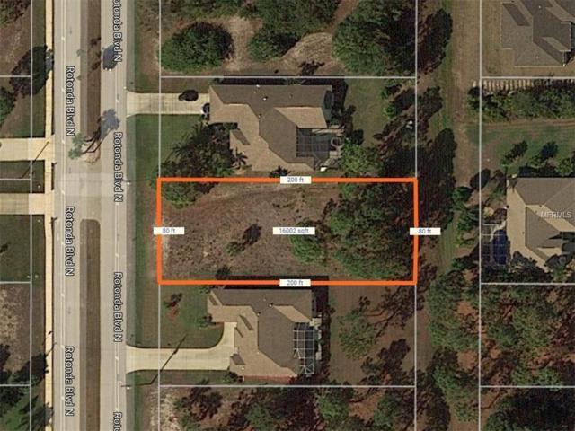 262 Rotonda Boulevard N, Rotonda West, FL 33947 (MLS #D6100667) :: The BRC Group, LLC