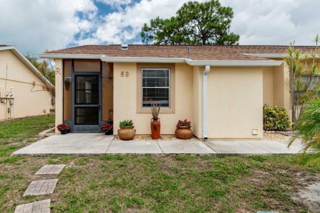 6796 Gasparilla Pines Boulevard #59, Englewood, FL 34224 (MLS #D6100677) :: The BRC Group, LLC