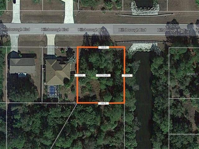 20457 Hillsborough Boulevard, Port Charlotte, FL 33954 (MLS #D6100691) :: The Lockhart Team