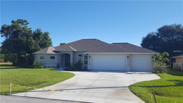 42 Mariner Lane, Rotonda West, FL 33947 (MLS #D6100696) :: The BRC Group, LLC