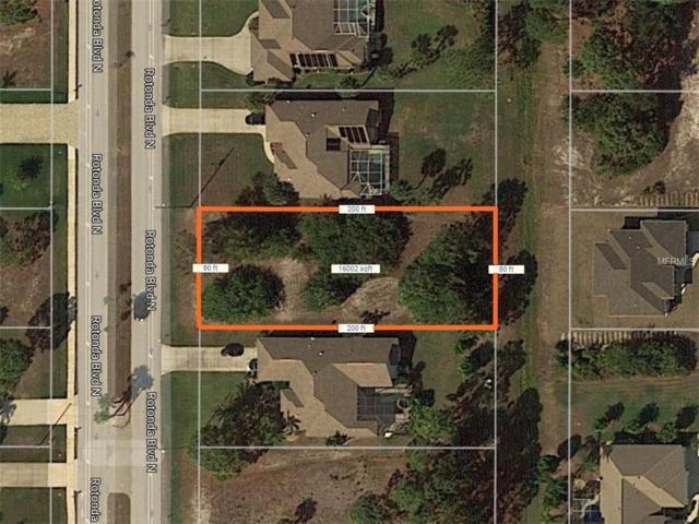 266 Rotonda Boulevard N, Rotonda West, FL 33947 (MLS #D6100698) :: The BRC Group, LLC