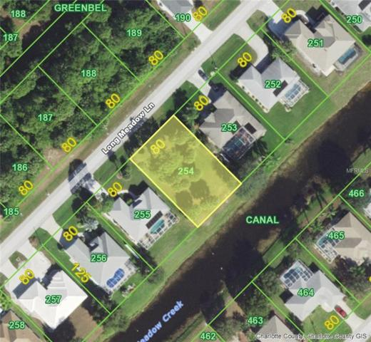 66 Long Meadow (Lot 254) Lane, Rotonda West, FL 33947 (MLS #D6100702) :: The BRC Group, LLC