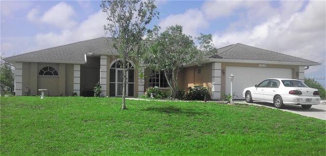 15810 Aqua Circle, Port Charlotte, FL 33981 (MLS #D6100718) :: The Lockhart Team
