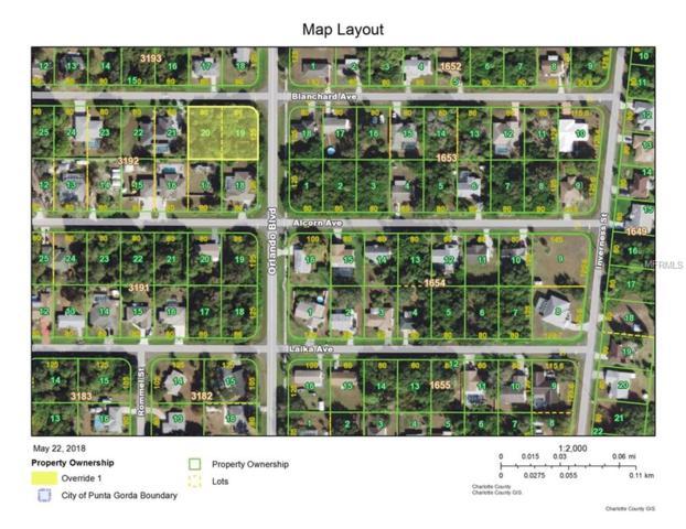 1361 Orlando Boulevard, Port Charlotte, FL 33952 (MLS #D6100738) :: Godwin Realty Group