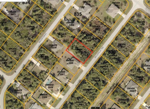 Belleville Terrace, North Port, FL 34286 (MLS #D6100774) :: The Lockhart Team