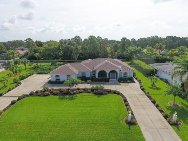807 Boundary Boulevard, Rotonda West, FL 33947 (MLS #D6100776) :: Premium Properties Real Estate Services