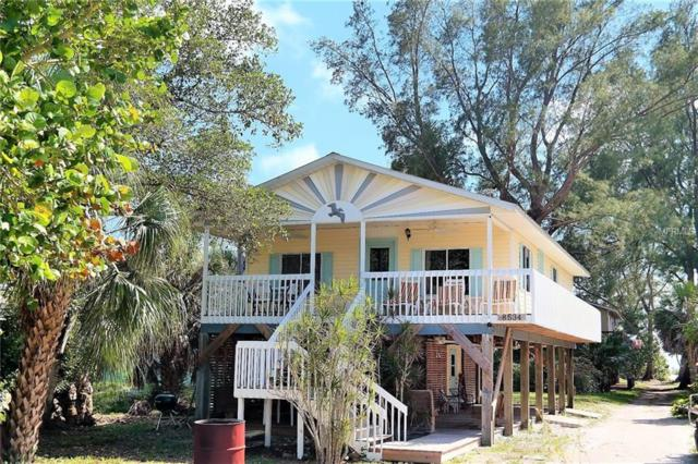 8534 Little Gasparilla Island, Placida, FL 33946 (MLS #D6100804) :: The BRC Group, LLC