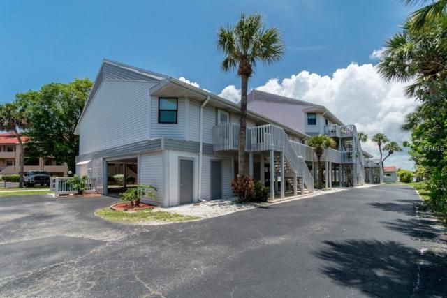 1745 Gulf Boulevard #8, Englewood, FL 34223 (MLS #D6100813) :: The BRC Group, LLC
