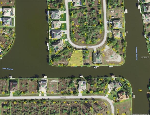 8212 Tecumseh Circle, Port Charlotte, FL 33981 (MLS #D6100837) :: The Lockhart Team