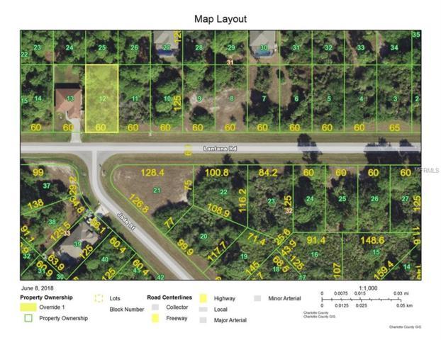 112 Lantana Road, Rotonda West, FL 33947 (MLS #D6100874) :: The Lockhart Team