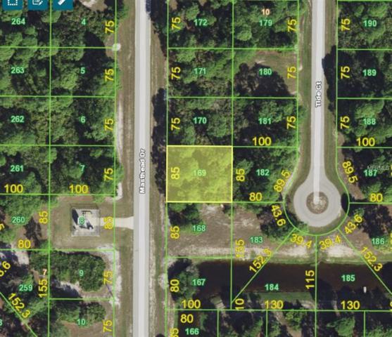 47 Masthead Road, Placida, FL 33946 (MLS #D6100880) :: The Lockhart Team