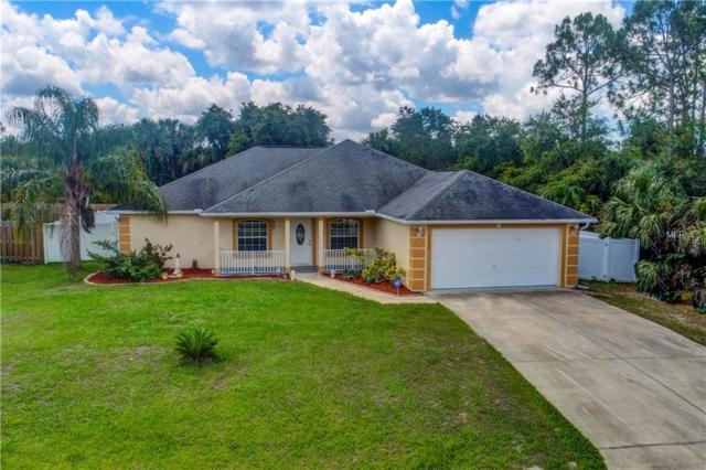 2426 Homestead Circle, North Port, FL 34286 (MLS #D6100906) :: The Lockhart Team