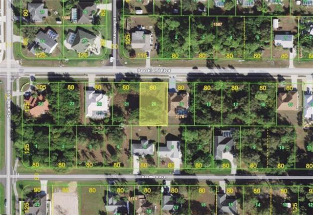 23043 S Peachland Boulevard, Port Charlotte, FL 33954 (MLS #D6100914) :: Godwin Realty Group