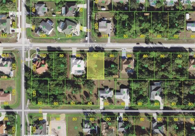 23035 Peachland Boulevard, Port Charlotte, FL 33954 (MLS #D6100915) :: Godwin Realty Group