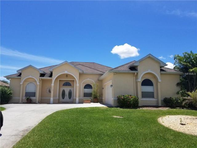 15242 NW Aquarius Circle, Port Charlotte, FL 33981 (MLS #D6100923) :: The Lockhart Team