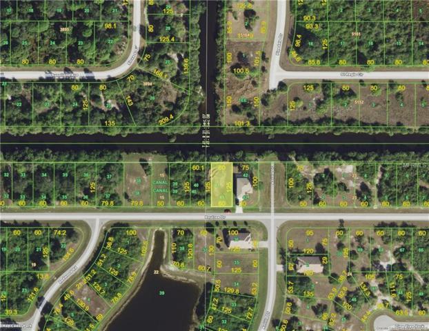 264 Baytree Drive, Rotonda West, FL 33947 (MLS #D6100933) :: The Lockhart Team