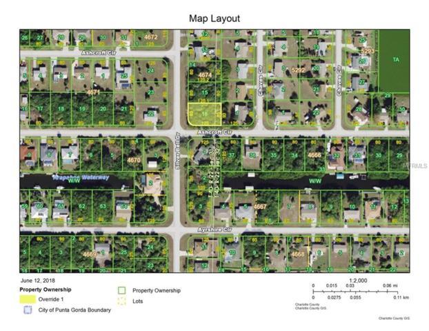 5128 Silver Bell Drive, Port Charlotte, FL 33948 (MLS #D6100936) :: Team Pepka