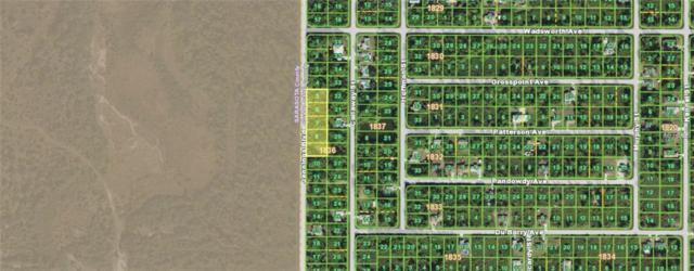 5424 Jennings Boulevard, Port Charlotte, FL 33981 (MLS #D6100950) :: The Lockhart Team